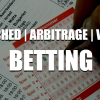 Matched, Arbitrage and Value Betting